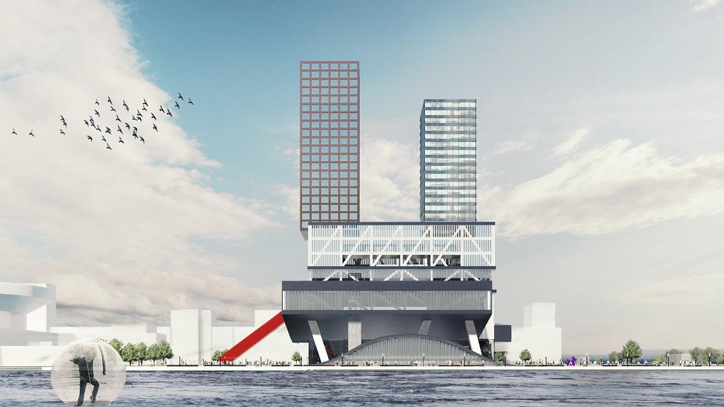 ___Проект Конгресс-центра для Челябинска занял второе место в конкурсе Archchel-2020!